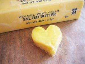 butter heart